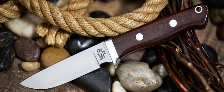 Bark River Knives: Hunstman