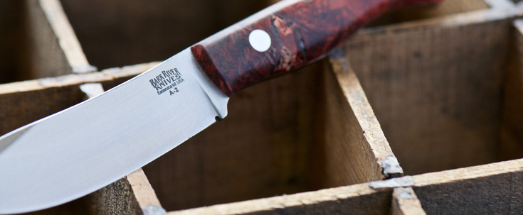 Bark River Knives: Kalahari Hunter
