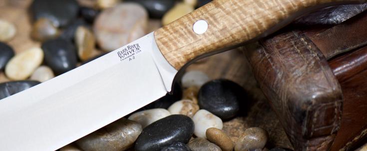 Bark River Knives: Kalahari II