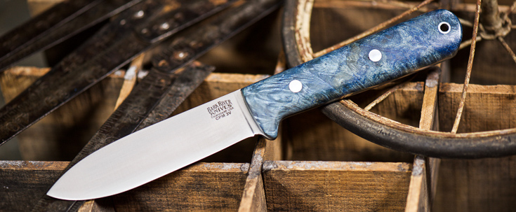 Bark River Knives: Kephart CPM 3V