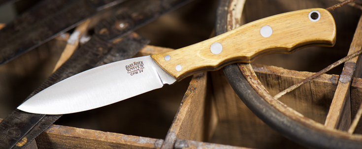 Bark River Knives: Lil' Canadian