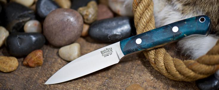 Bark River Knives: Little Carver - CPM 3V