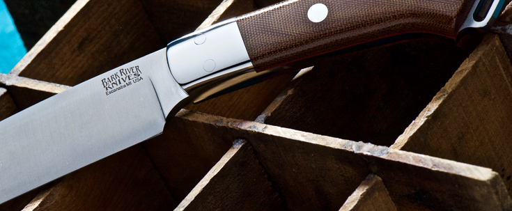 Bark River Knives: Magnum Fox River