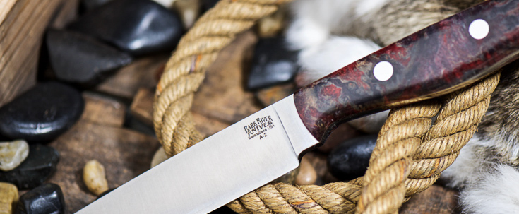Bark River Knives: Montana Guide II