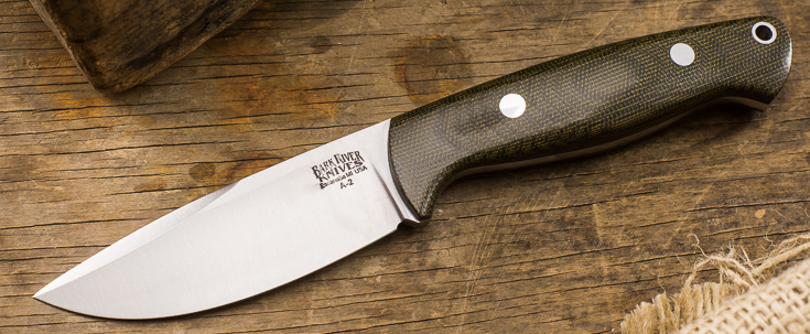 Bark River Knives: North Country EDC