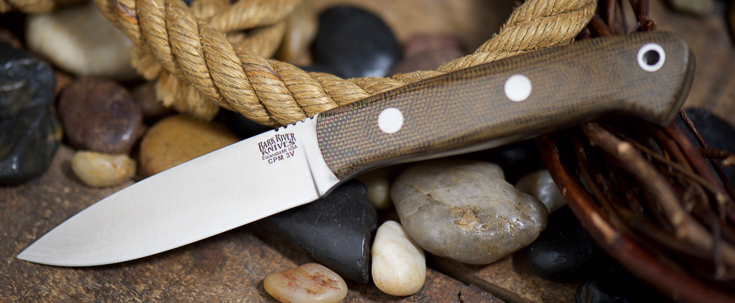 Bark River Knives: Northstar EDC - CPM 3V