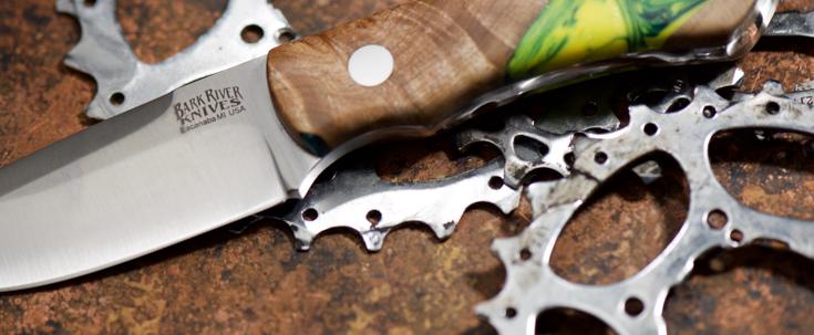 Bark River Knives: Phoenix I