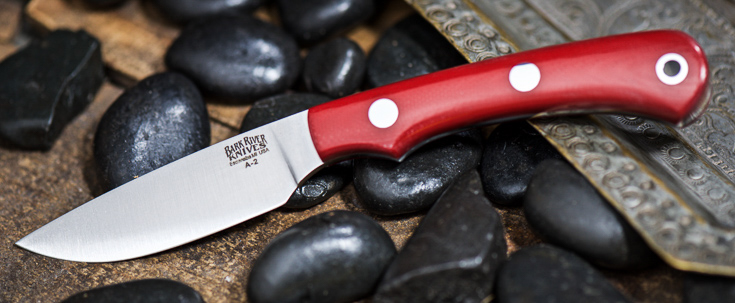 Bark River Knives: Pro-Scalpel II