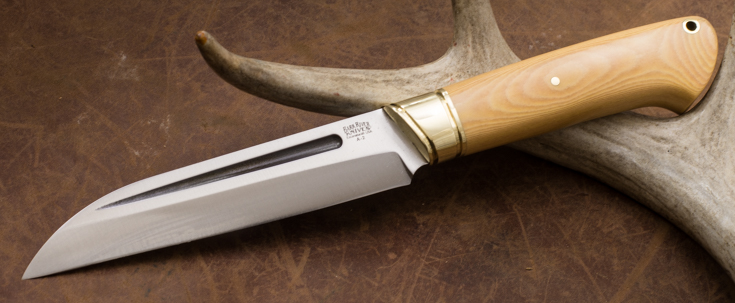 Bark River Knives: Hauk