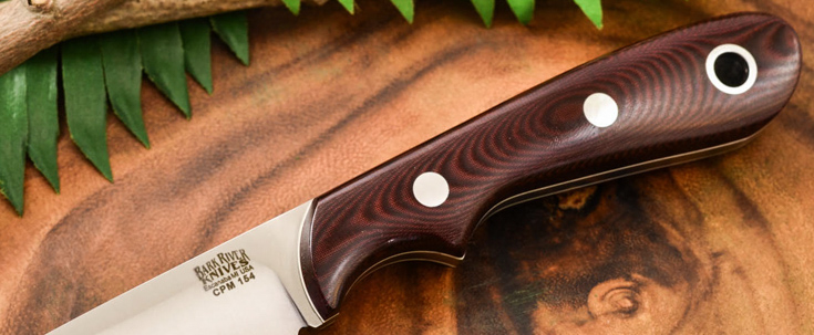 Bark River Knives: Wayfarer - CPM 154