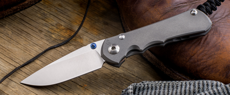 Chris Reeve Knives: Inkosi