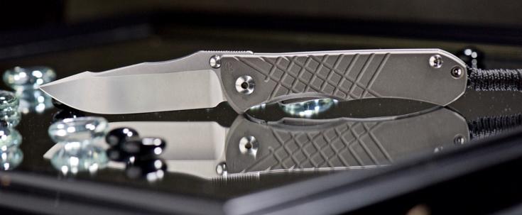 Chris Reeve Knives: Umnumzaan