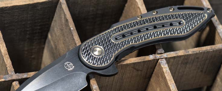 Custom Steelcraft Knives