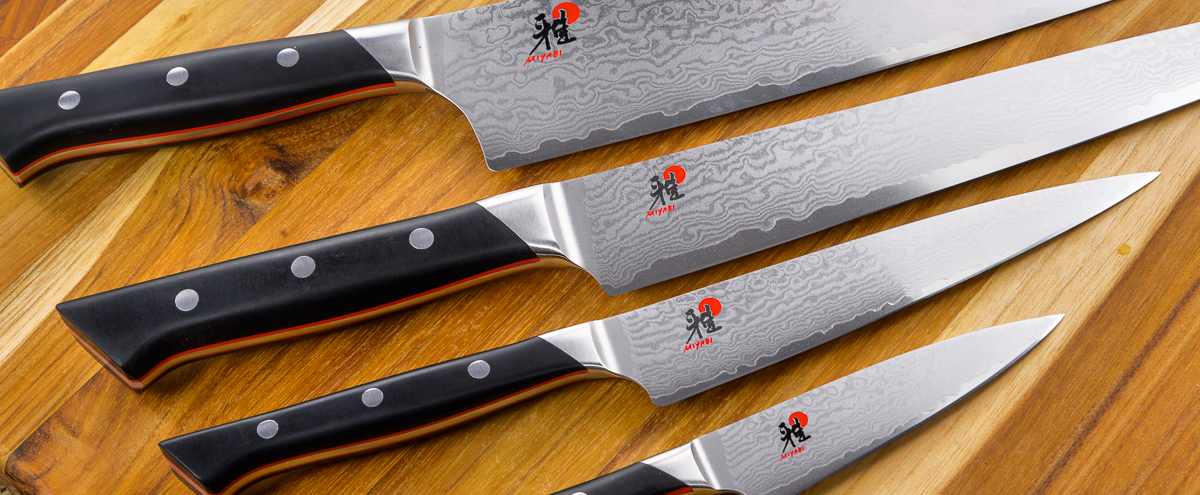 kitchen knives japanese cutlery miyabi knivesshipfree how to use a wide variety of japanese knives delishably