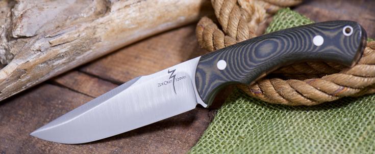 Custom Knives - Zoe Crist Knives