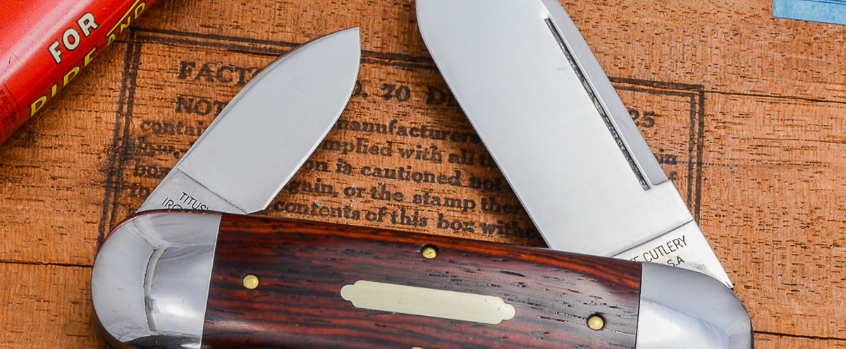 Great Eastern Cutlery #36
