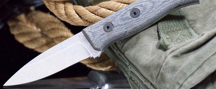 Fiddleback Forge - Production Knives