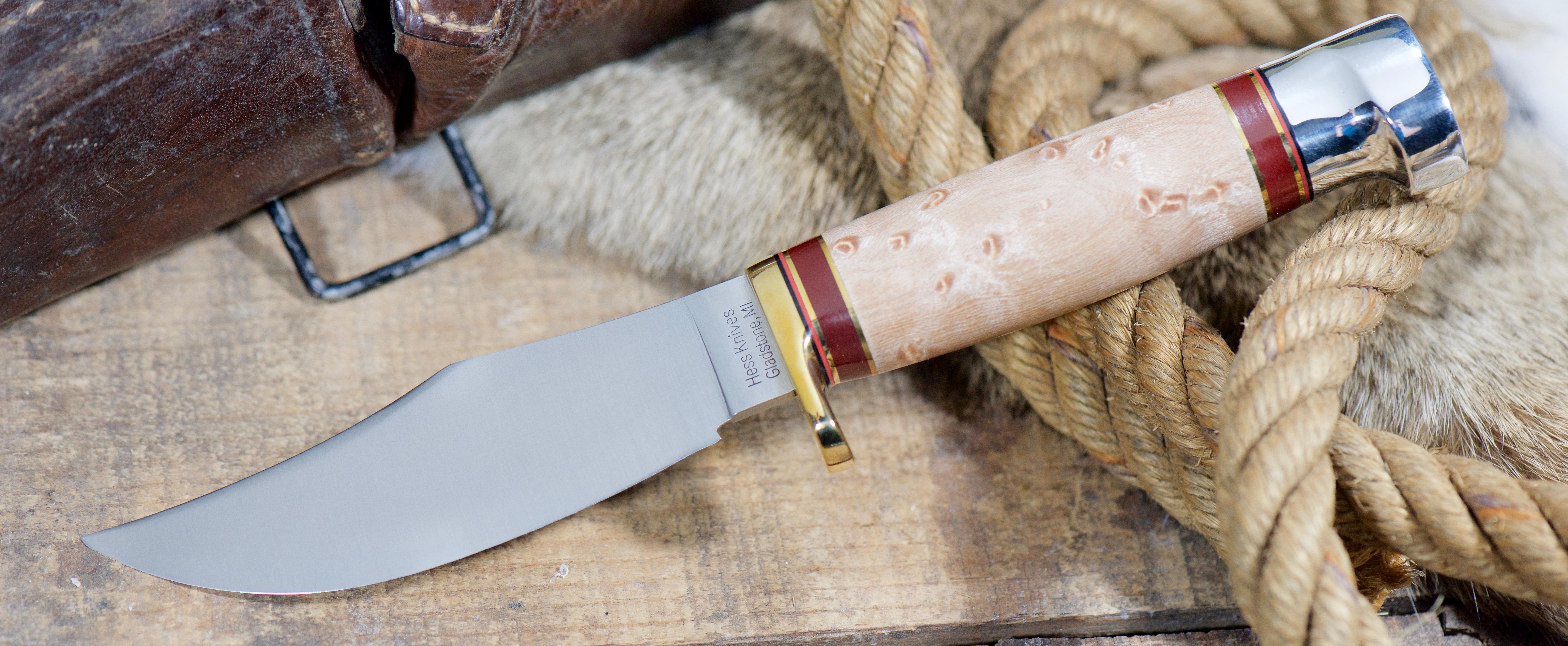 Hess Knives - Pioneer