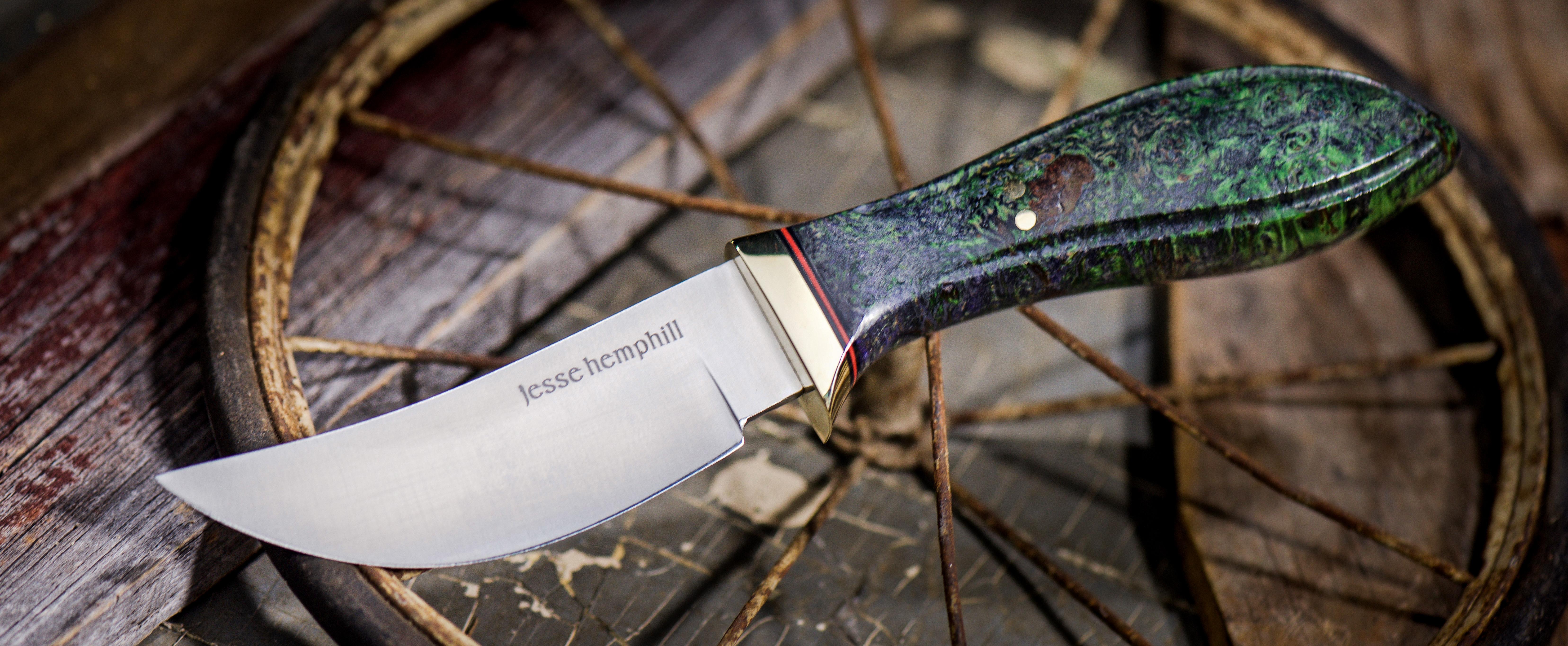 Jesse Hemphill Knives - High Falls