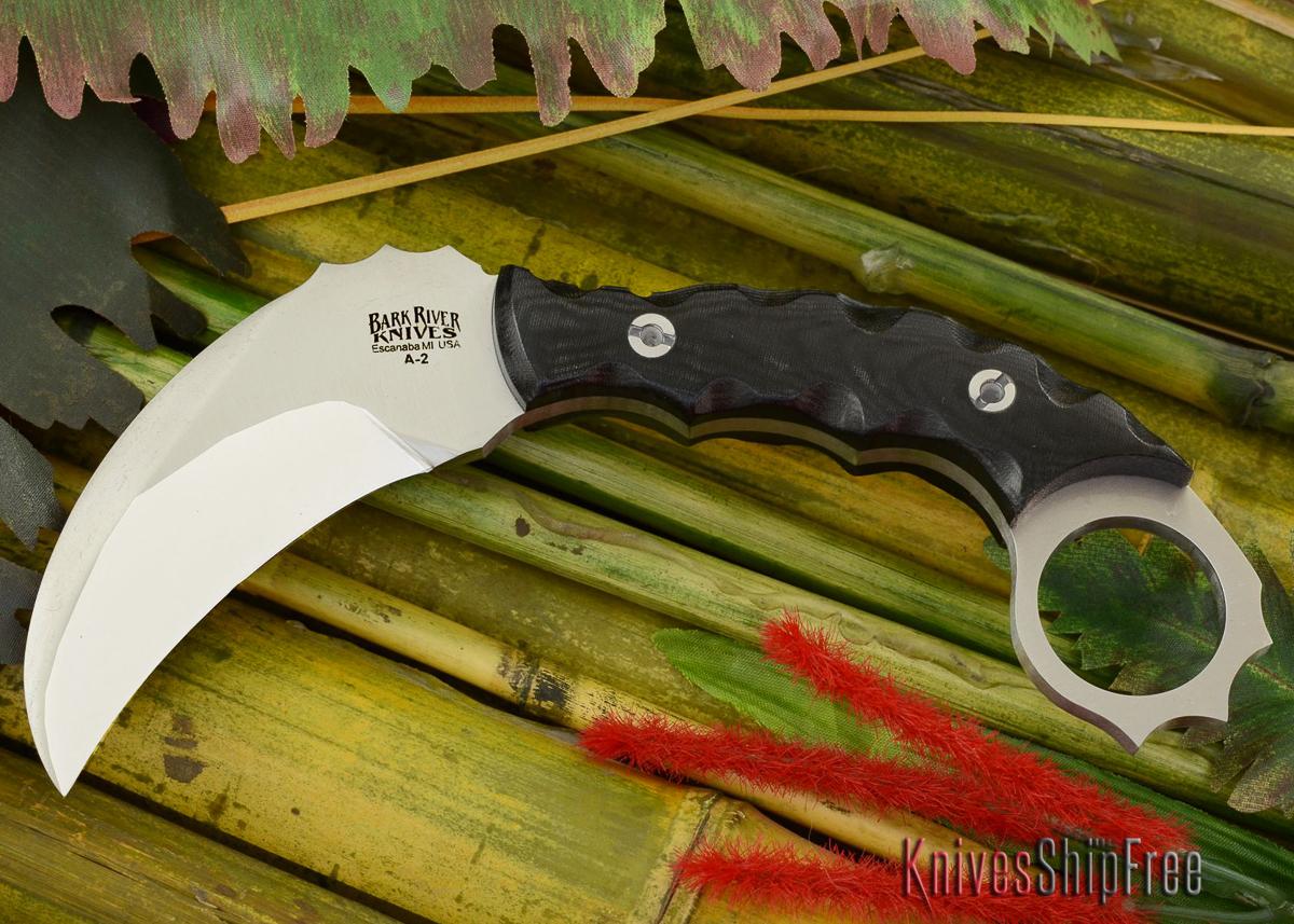 Self-defense knives