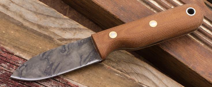 L.T. Wright Knives: Bushbaby