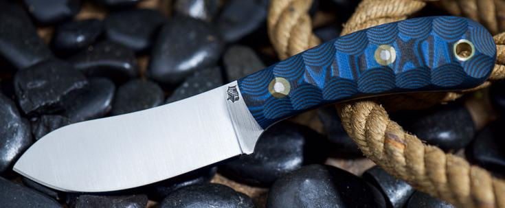 L.T Wright Knives - Camp M.U.K