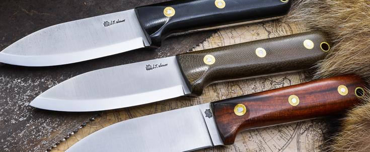 L.T. Wright Knives: Genesis