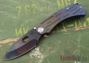 Medford Knife & Tool: Colonial T - All Titanium