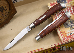 Great Eastern Cutlery: #48 Tidioute - Weasel - Bloodwood