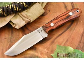 Hyken Knives: Harpoon CPM-154 - Desert Ironwood #4