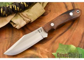 Hyken Knives: Harpoon CPM-154 - Macassar Ebony #1