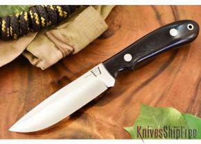 Hyken Knives: Lite Hunter CPM-154 - Black G-10