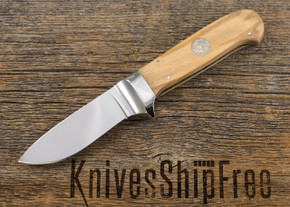 Canal Street Cutlery: Drop Point Hunter - D'Holder Design