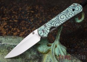 Chris Reeve Knives: Small Sebenza 21 - CGG Paisley