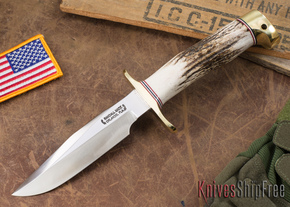 Randall Made Knives: Model 1-5 All Purpose Fighting Knife - Stag