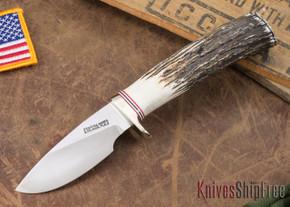 Randall Made Knives: Model 11-3 Alaskan Skinner - Stag