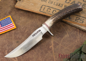 Randall Made Knives: Model 3-5 Hunter - Stag - Stainless Steel