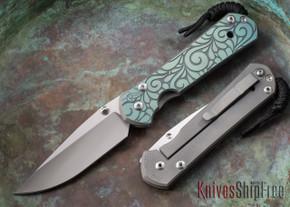 Chris Reeve Knives: Large Sebenza 21 - CGG Paisley