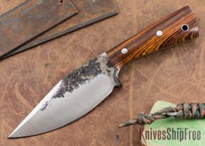 Lon Humphrey Knives: Custom Brute - Cocobolo - Clip Point #2