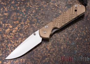 Chris Reeve Knives: Small Sebenza 21 - CGG Cross Hatch