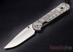 Chris Reeve Knives: Small Sebenza 21 - CGG We The People
