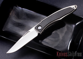 Chris Reeve Knives: Mnandi - Bog Oak - 061604