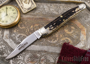 Great Eastern Cutlery: #38 Special - Northfield UN-X-LD - Sambar Stag #38