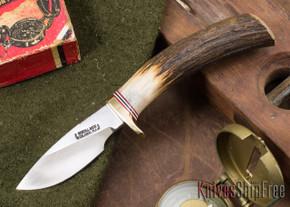 Randall Made Knives: Model 11-3 Alaskan Skinner - Stag - 003