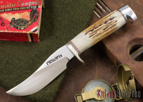 Randall Made Knives: Model 22 Outdoorsman - Stag - 009