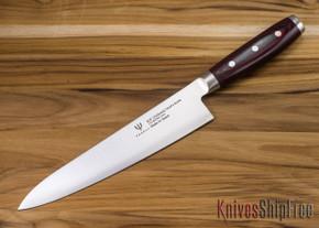 "Yaxell: Dragon Fire - 8.5"" Chef's Knife - BD1N"