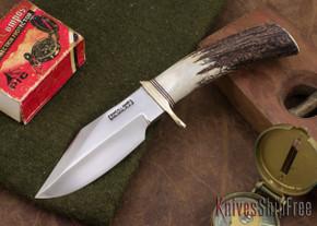 Randall Made Knives: Model 19 Bushmaster - Stag - 103