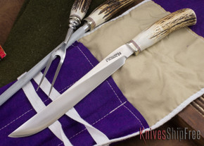 "Randall Made Knives: Model 6-9"" All Purpose Carving Set (3 pc.) - 108"