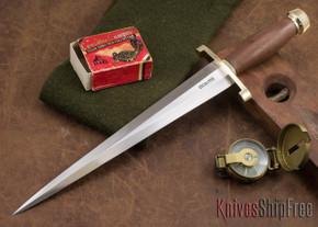 Randall Made Knives: Model 13 Arkansas Toothpick - Walnut - 110