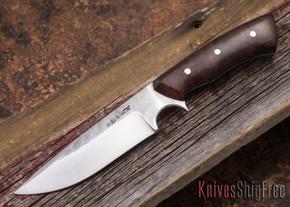Carter Cutlery: Muteki Tactical Neck Knife - Ironwood - #1044